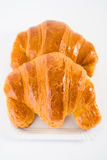 Croissanten royalty-vrije stock foto