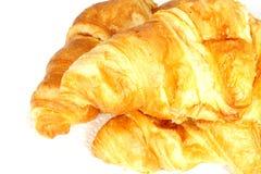 croissants χρυσός Στοκ Εικόνες