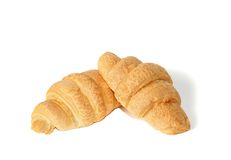 Croissants fotos de stock