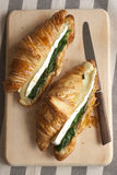 Croissants immagine stock