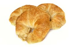 croissants Obraz Royalty Free