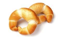 Croissants Photo stock