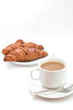 Croissants immagini stock