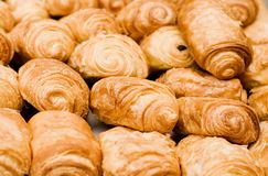 Croissants στοκ φωτογραφίες με δικαίωμα ελεύθερης χρήσης
