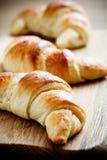 Croissants Fotografia Stock