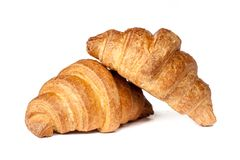 Croissants Obrazy Stock
