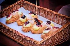 Croissants Photo libre de droits