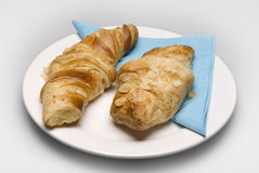 Croissants Photo libre de droits