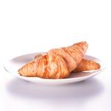 Croissants Royalty-vrije Stock Afbeelding