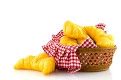 Croissants fotografia stock libera da diritti