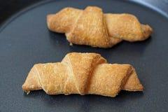 Croissants Obrazy Royalty Free
