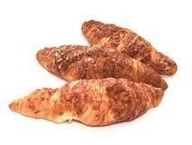 Croissants con queso Fotografía de archivo libre de regalías