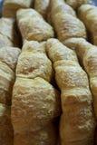 Croissants de beurre Photo stock