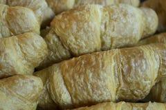 Croissants de beurre Image stock
