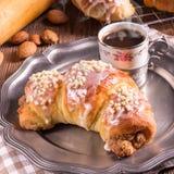 Croissants de Martin de Poznan Photographie stock libre de droits