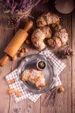 Croissants de Martin de Poznan Photographie stock