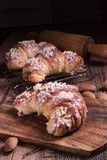 Croissants de Martin de Poznan Photo stock