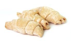 Croissants dolci immagini stock