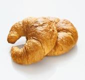 croissants dourados Crescente-dados forma imagem de stock