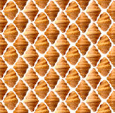 Croissants pattern Royalty Free Stock Image