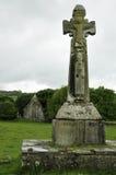 Croix élevée de Dysert o'Dea Image stock