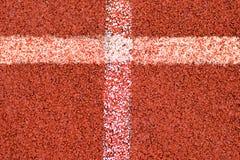 Croix blanche Image stock