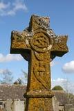 Croix celtique Photo libre de droits