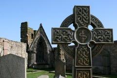 Croix celtique Images stock