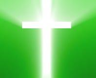 Croix chrétienne Photographie stock libre de droits