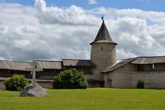 Croix commémorative Images libres de droits