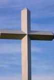 Croix dans le ciel photographie stock libre de droits