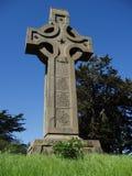 Croix de bible de prière Images stock