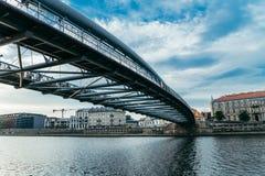 Croix de Brudge la rivière photographie stock libre de droits