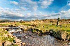 Croix de Dartmoor image libre de droits