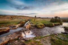 Croix de Dartmoor photos stock