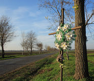 Croix de fer photos libres de droits