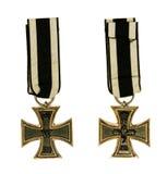 Croix de fer Images libres de droits