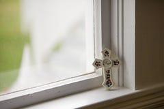 Croix de foi images stock