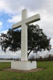 Croix de parc de Neches de port Image stock