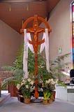 Croix de St Michael Photo stock