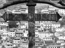 Croix du Brésil Photos stock