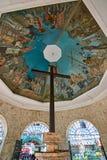 Croix du ` s de Magellan dans la ville de Cebu, Philippines photo stock