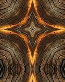 Croix en bois 14 de texture Photographie stock