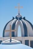 Croix grecques photographie stock libre de droits