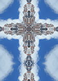 Croix marron de crêtes de Bells Photographie stock libre de droits