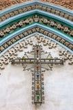Croix moderne Images libres de droits