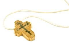 Croix orthodoxe Photo stock