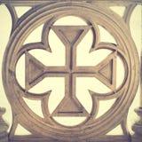 Croix portugaise Photographie stock libre de droits