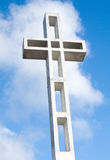 Croix religieuse Image libre de droits