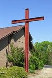 Croix-Rouge Image libre de droits